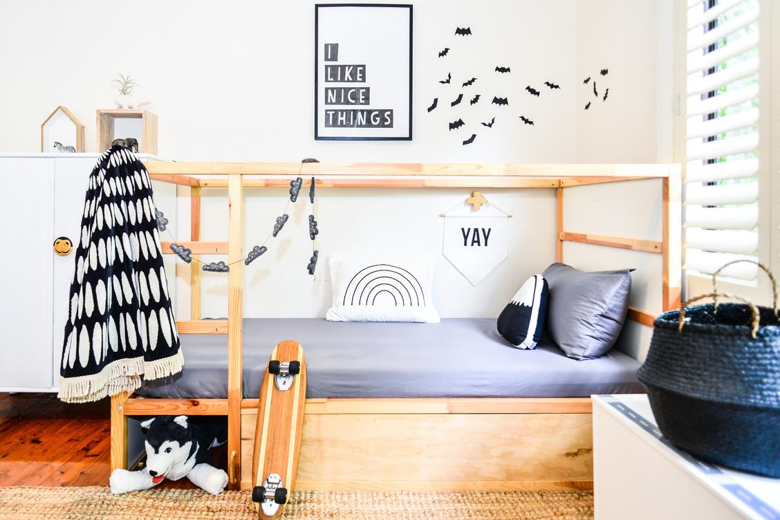 Organic bedding, Moonlit Sleep, kids rooms inspiration