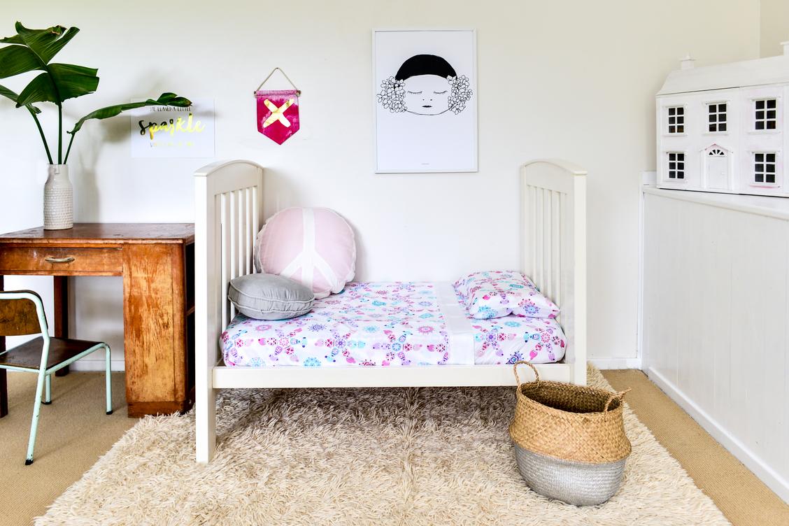 Moonlit Sleep, organic bedding, kids rooms inspiration