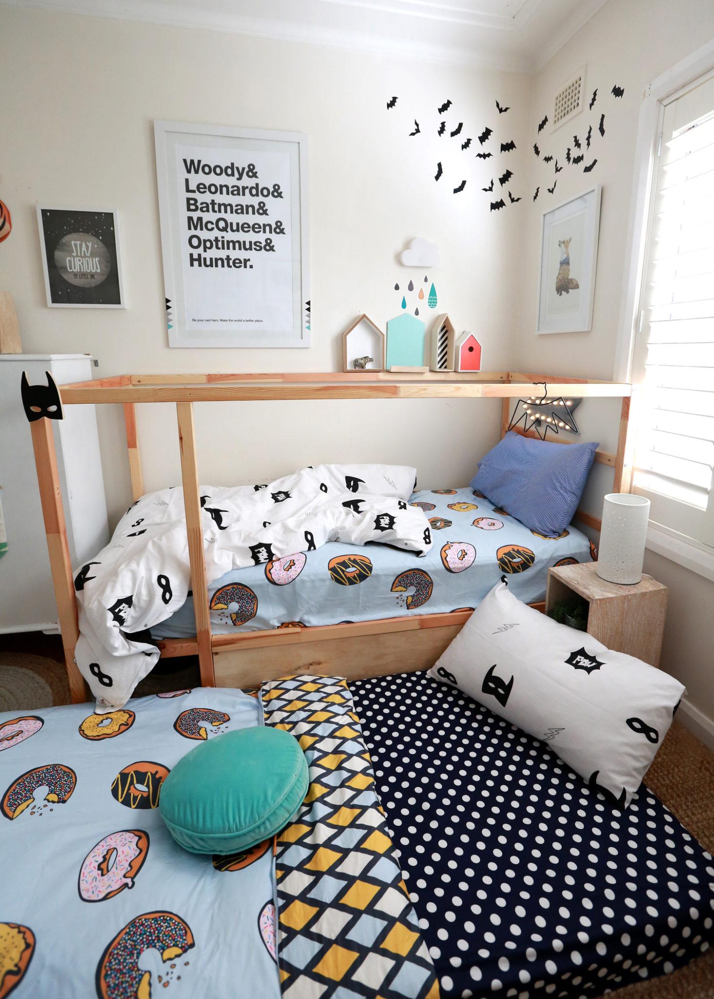 Floral Bedroom Inspiration