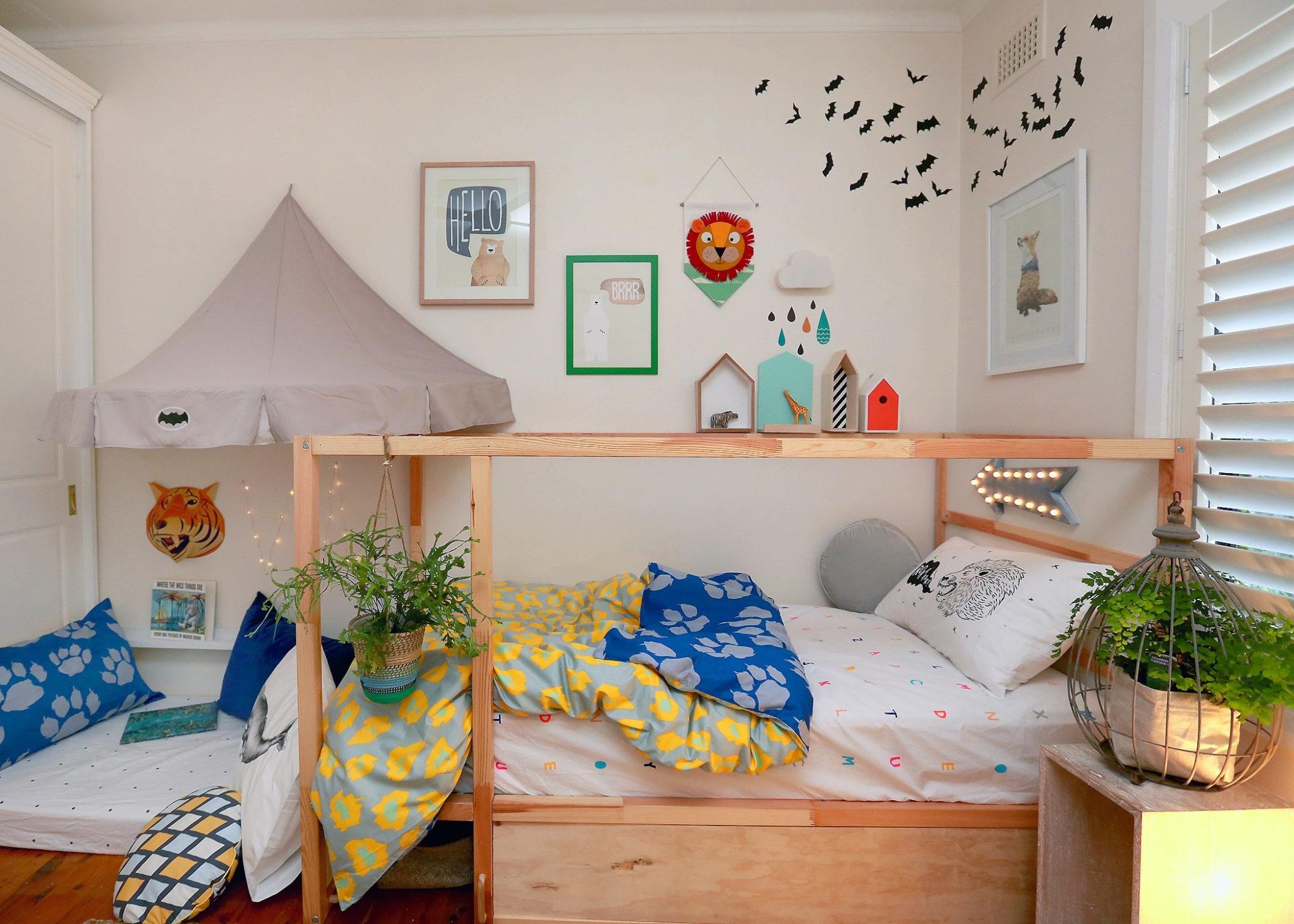 Boys jungle room, kids rooms inspiration