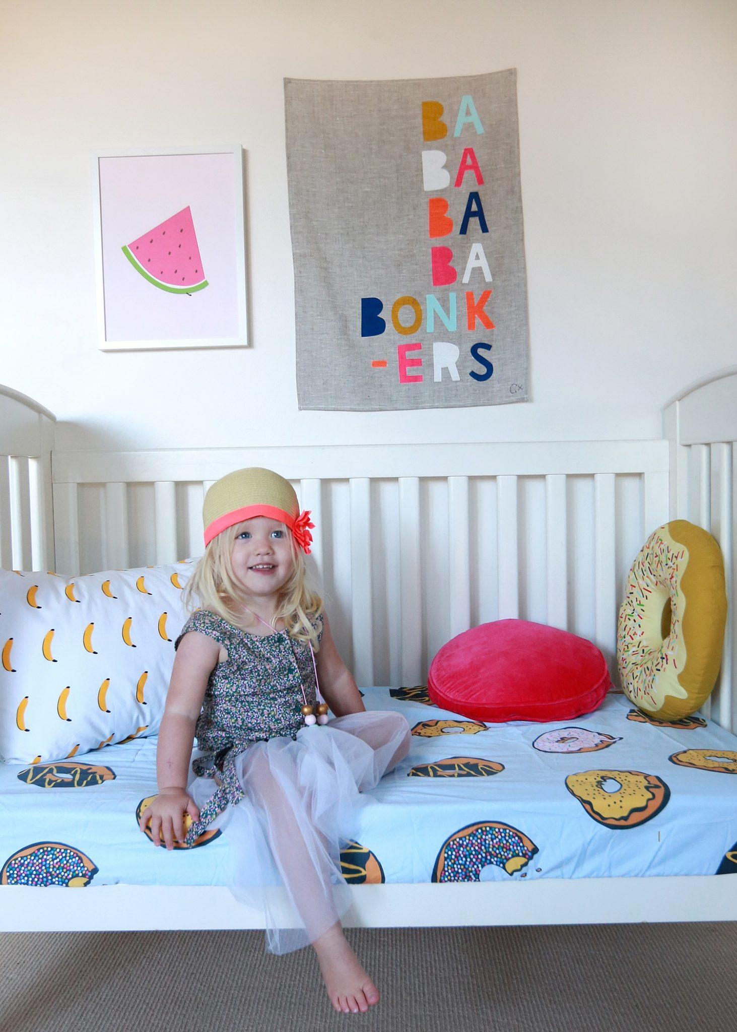Girls nursery, kids rooms inspiration