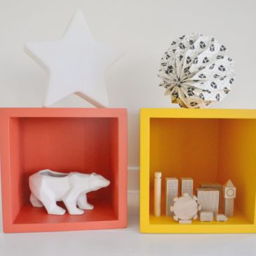 KUUB's creative shelving DISCOUNT & GIVEAWAY!