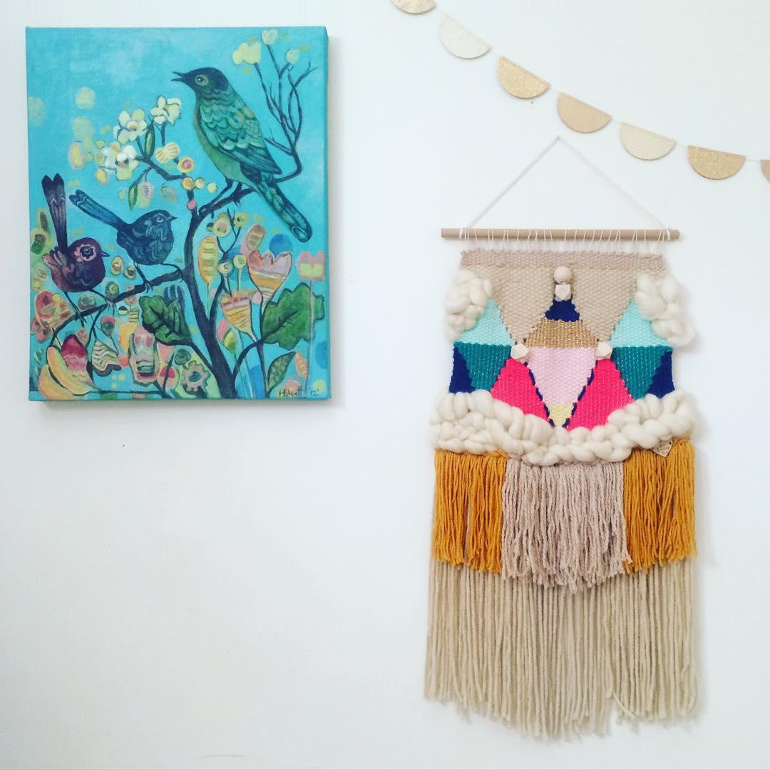Weave, kids rooms inspiration