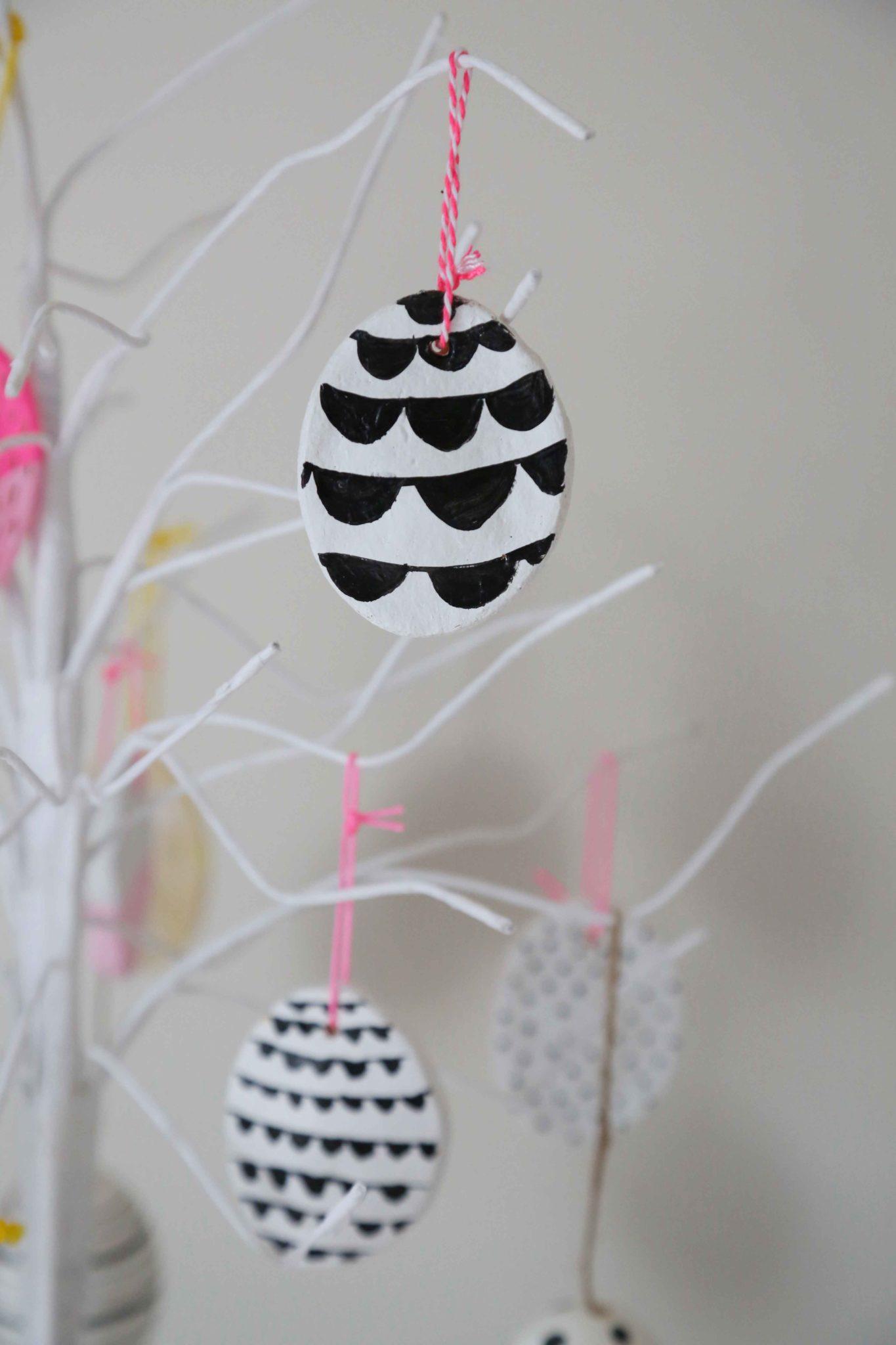 Easter Egg Decoration Kids Craft Clare Keylock