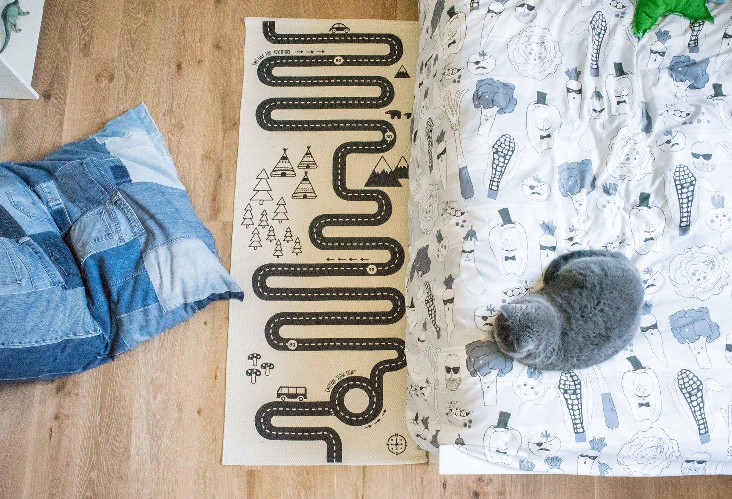 OYOY Adventure rug, boys bedroom