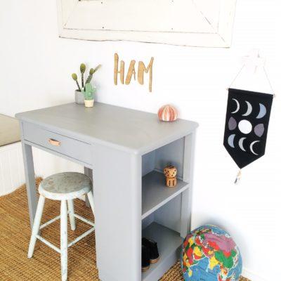 Restored Kids Desk