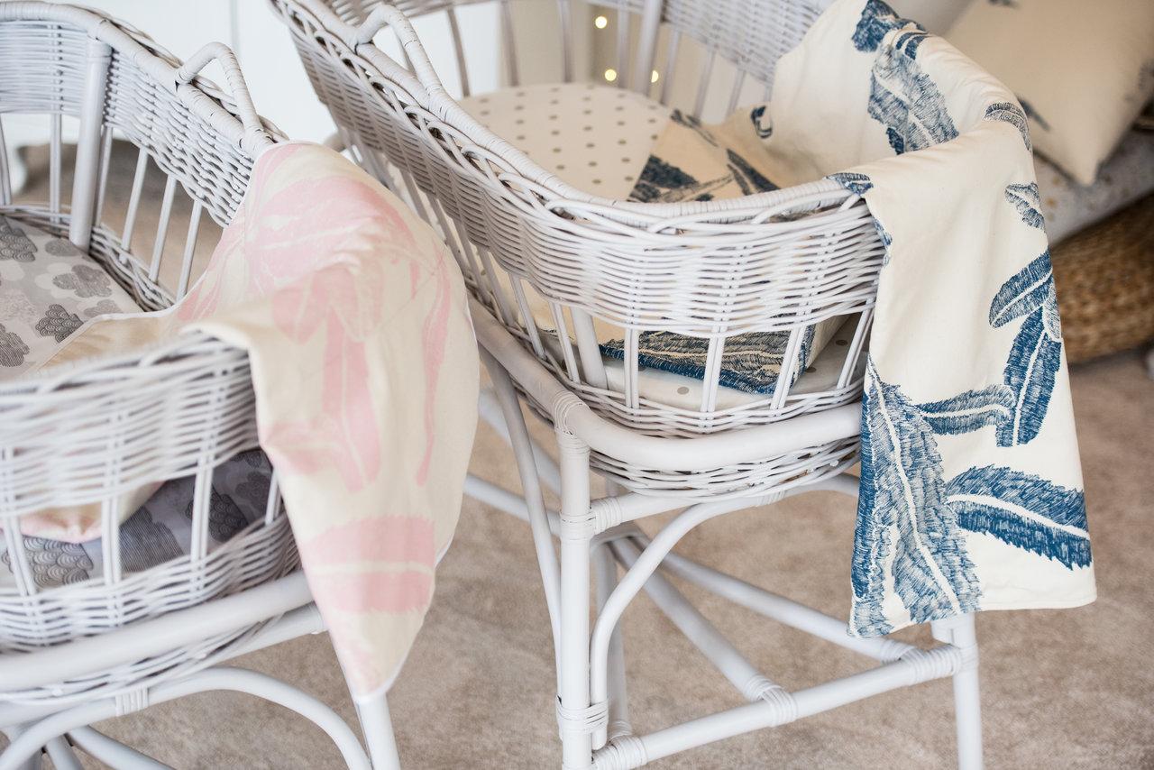 nursery decor, bassinets