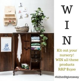 Be In To Win $1,300 Nursery Decor