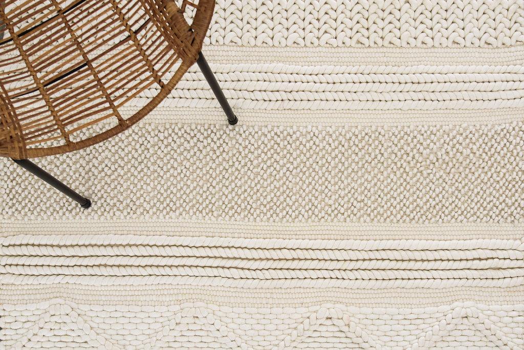jasper knit rug, Happy As Larry