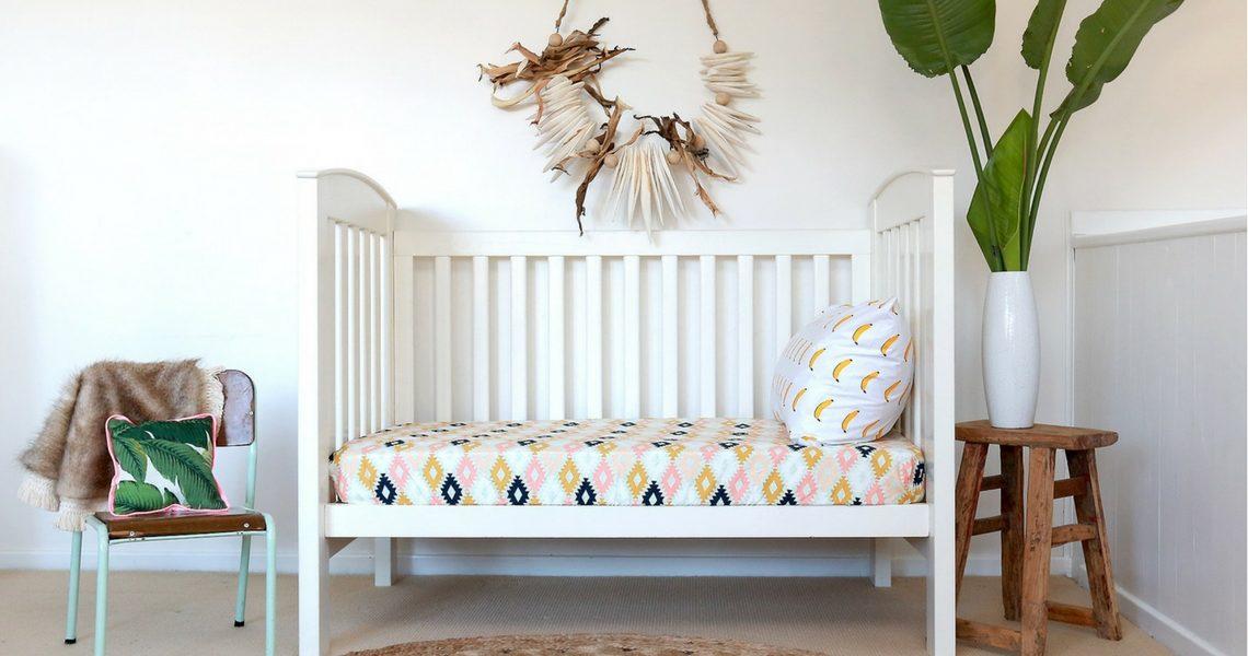 Boho nursery, TUBU Kids