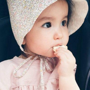 Handmade Baby Bonnets