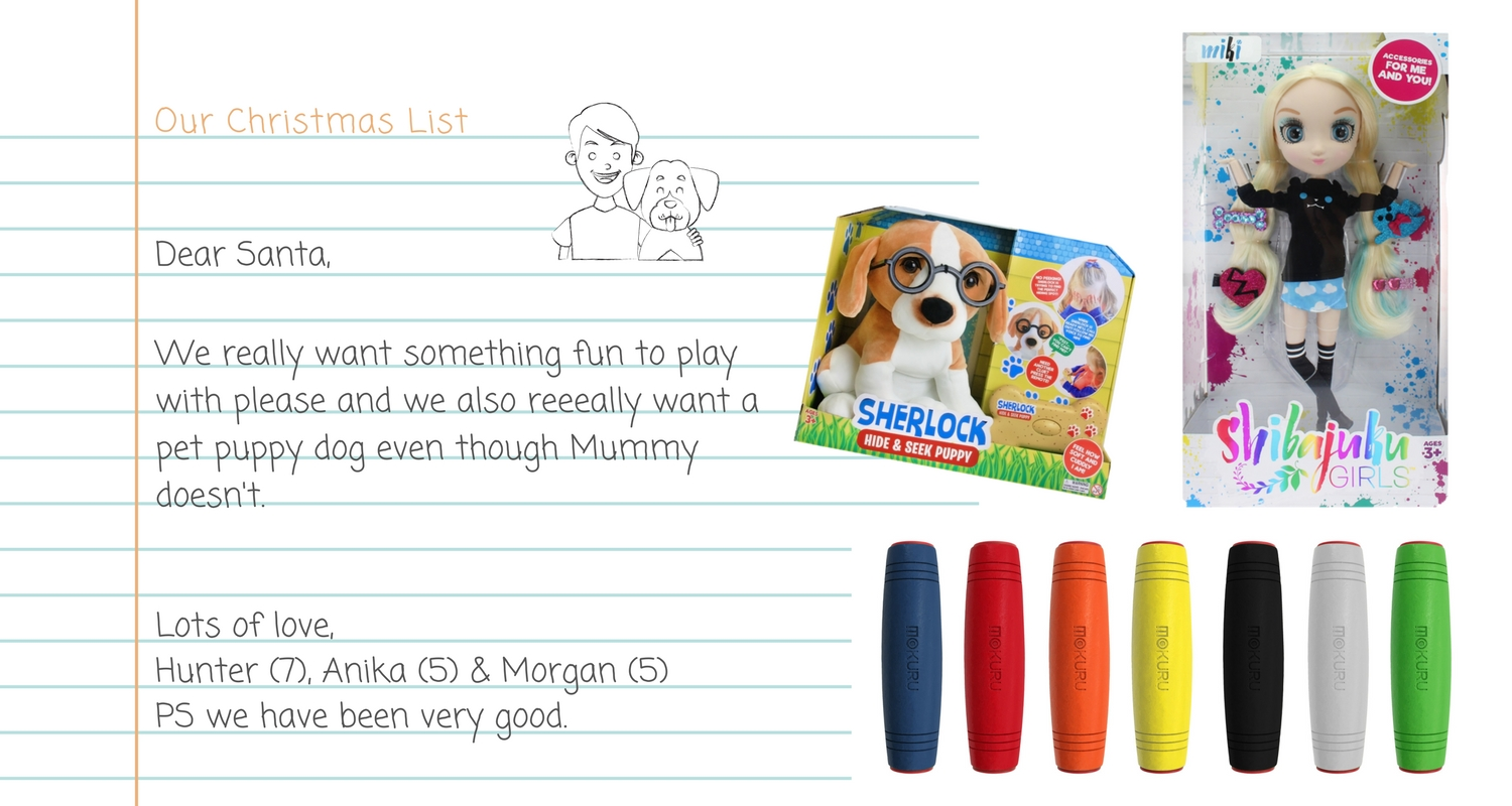 kids toys shopping list, Christmas list