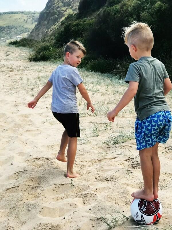 boys soccer, beach soccer, ESPN Pro soccer ball