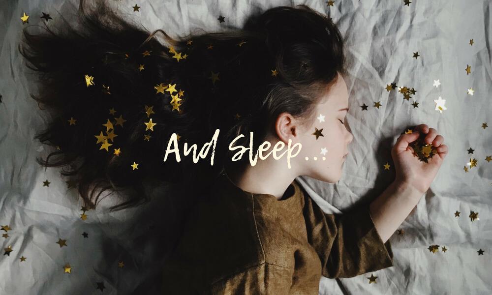 And sleep, bedtime routine, TUBU Kids