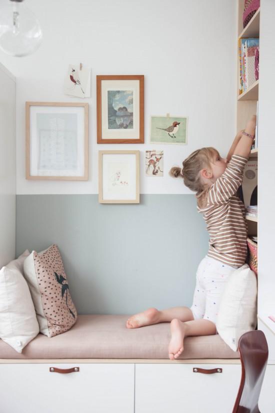 Little Girls Room Bedroom Makeover